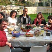 ארוחת צהרים -קורס תטא מודיעין דצמבר 2012