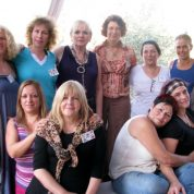קורס תטא בבית של אילנה קרן-אור 2010