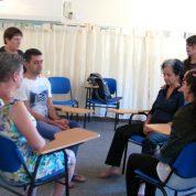 ריפוי קבוצתי בעין המפרץ 2015