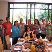 תטא אצל אורלי באבן יהודה 2011