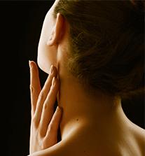 גידול נדיר בצוואר