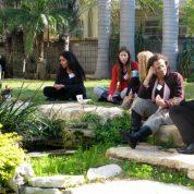 בחצר אצל ורד בהרצליה 2012