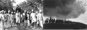 Gandhi-King-Walks